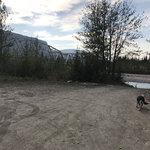 Racing river dispersed