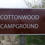 Cottonwood campground rockport sp