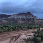 Hurricane cliffs campsites 1 12
