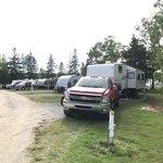 Acadia seashore camping cabins