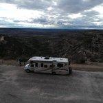 Fort lancaster scenic overlook