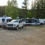 Dutch lake resort rv park