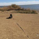 Lake meredith reservoir