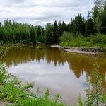 Kledo creek rest area