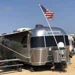 Waypoint ventura vintage trailer hotel campground