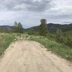 Gros ventre road tuck in