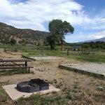 Vallie bridge recreation site
