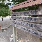 Okanogan dump station