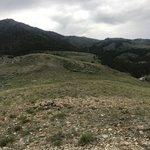 Mine hill vista