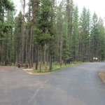 Lee creek campground