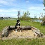 Byre lake recreation area