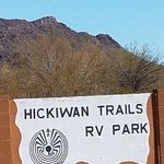 Hickiwan trails rv park