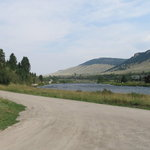 Madison river campground