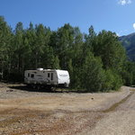 Million dollar highway dispersed