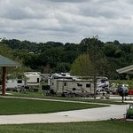 Hidden falls cabins rv park