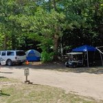 Otter lake campground lodge