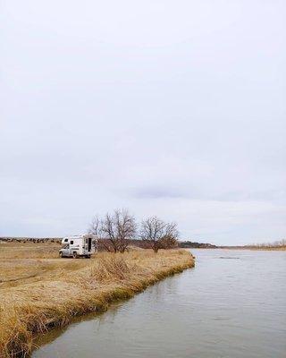 Clear creek wildlife management area
