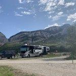 Overflow campground jasper np