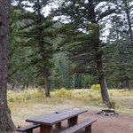 Mill creek campground sheridan mt