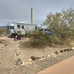 Twin peaks campground
