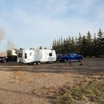 Coutts rv park