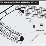 Grousehaven campground rifle river sra