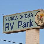 Yuma mesa rv park