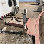 High desert truck stop