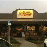 Cracker barrel walterboro sc