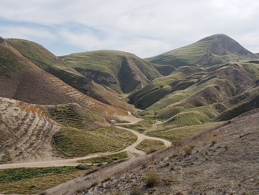 Tumey hills