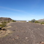 Gold nugget road dispersed