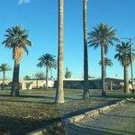 Palms mobile home rv park