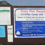 Riverview campground beaverhead deerlodge nf