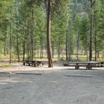 Sam billings memorial campground