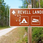Revell landing campground