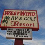 Westwind rv golf resort