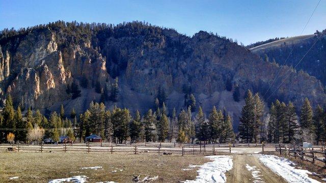 Stony campground