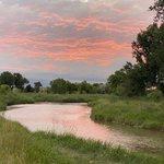 Twelve mile dam fishing access site