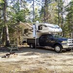 Coos canyon campground cabins