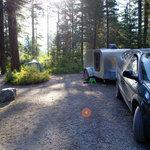 Tally lake campground