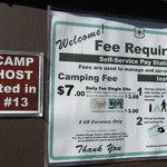 Tom miner campground