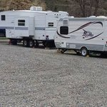 Toston dam campground