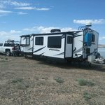 John blue canyon dispersed camping