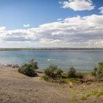Moses lake mud flats sand dunes dispersed camping