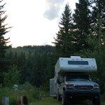 West boulder campground