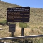 Dome mountain wildlife management area
