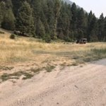 Quartz hill road dispersed camping