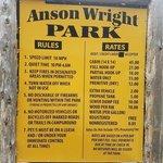Anson wright memorial park