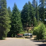 Blue bay campground