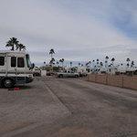 Desert holiday rv resort